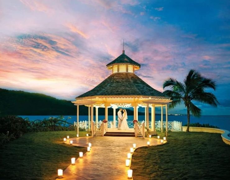Moon Palace Jamaica Beach Destination Wedding
