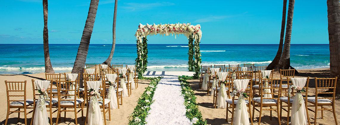 Hard Rock Hotel and Casino Destination Wedding Resort