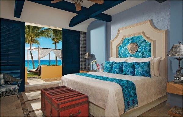 Butler Ocean Front One Bedroom Suite with Plunge Pool