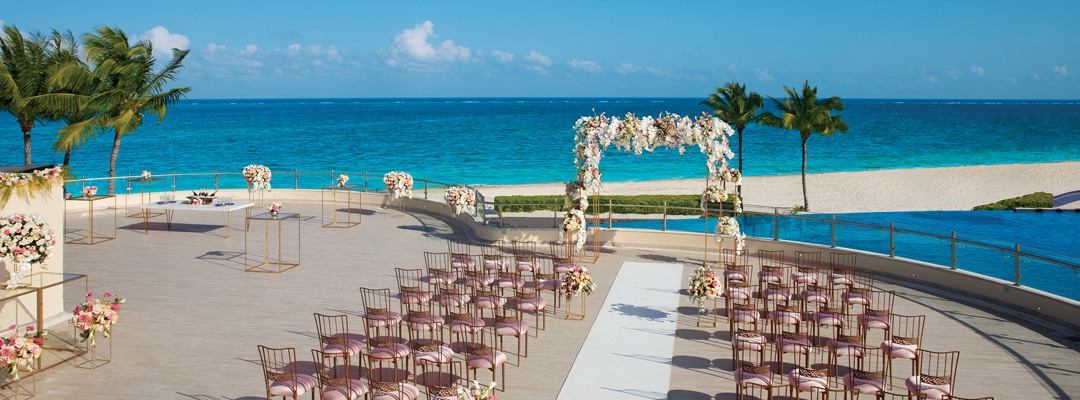 Dreams Riviera Cancun Lake Terrace Overview