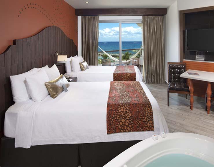 Hard Rock Hotel in Riviera Destination Hacienda Room