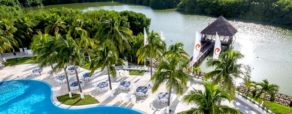Le Blanc Spa Resort Cancun Luna Terrace