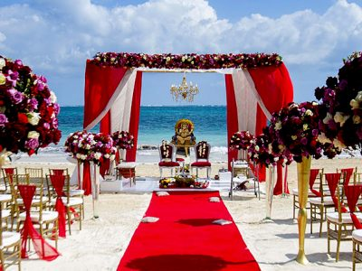 Dreams Riviera Cancun Destination Wedding Resort