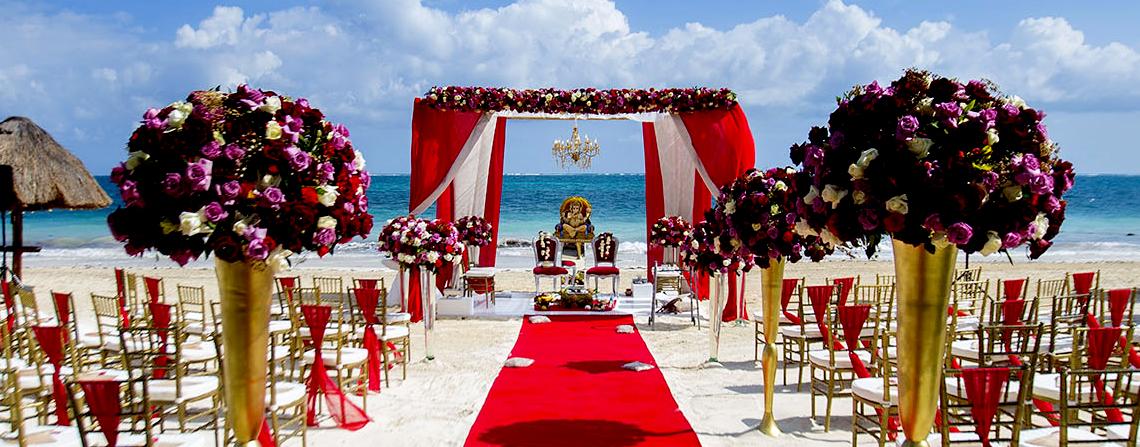 Dreams Riviera Cancun Destination Wedding Resort