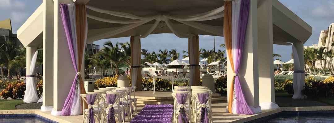 Now Onyx Punta Cana Destination Wedding