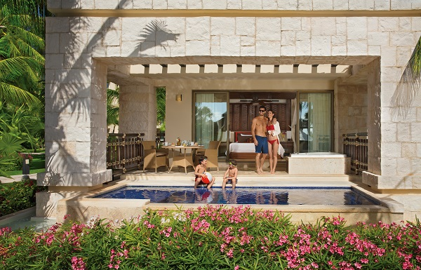 Preferred Club with Plunge Pool