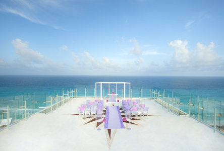 SKY WEDDING DECK