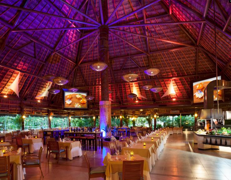 El Dorado Royale Fuentes Culinary Theater