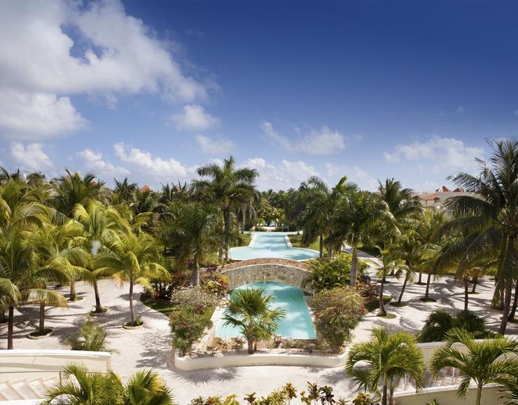 El Dorado Royale Lobby View