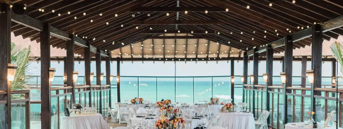 Generations Riviera Maya Wedding Reception