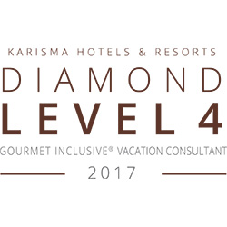 KARISMA HOTELS & RESORTS DIAMOND LEVEL 4 2017