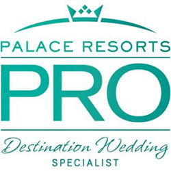 PALACE RESORTS PRO DESTINATION WEDDING SPECIALIST