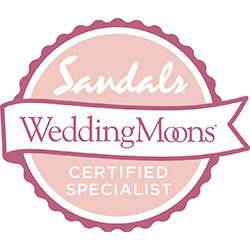 Sandals Wedding Moons CERTIFIED SPECIALIST