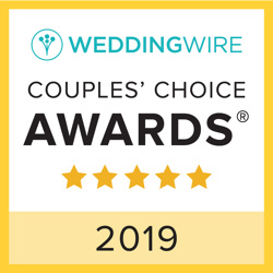 Weddingwire Couple's Choice Awards 2019