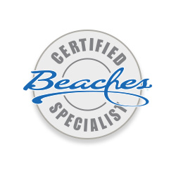 Beaches Certified Specialist