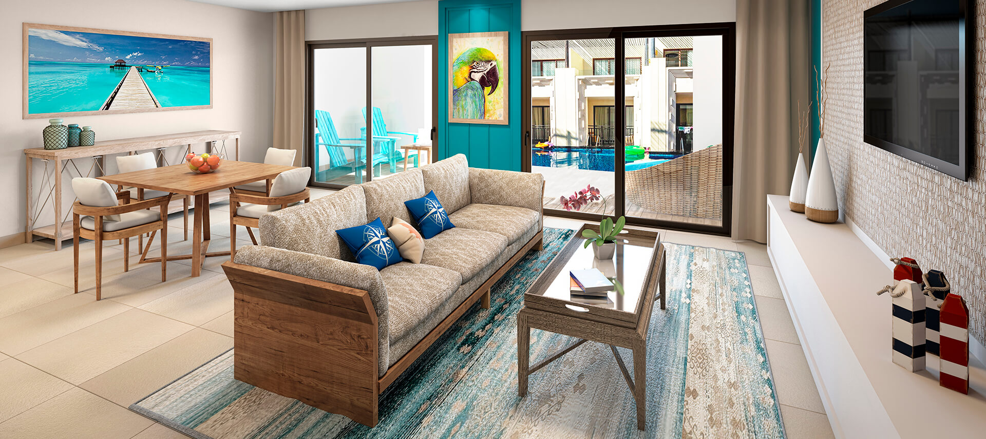 Margaritaville Resort Destination Wedding Paradise Suite