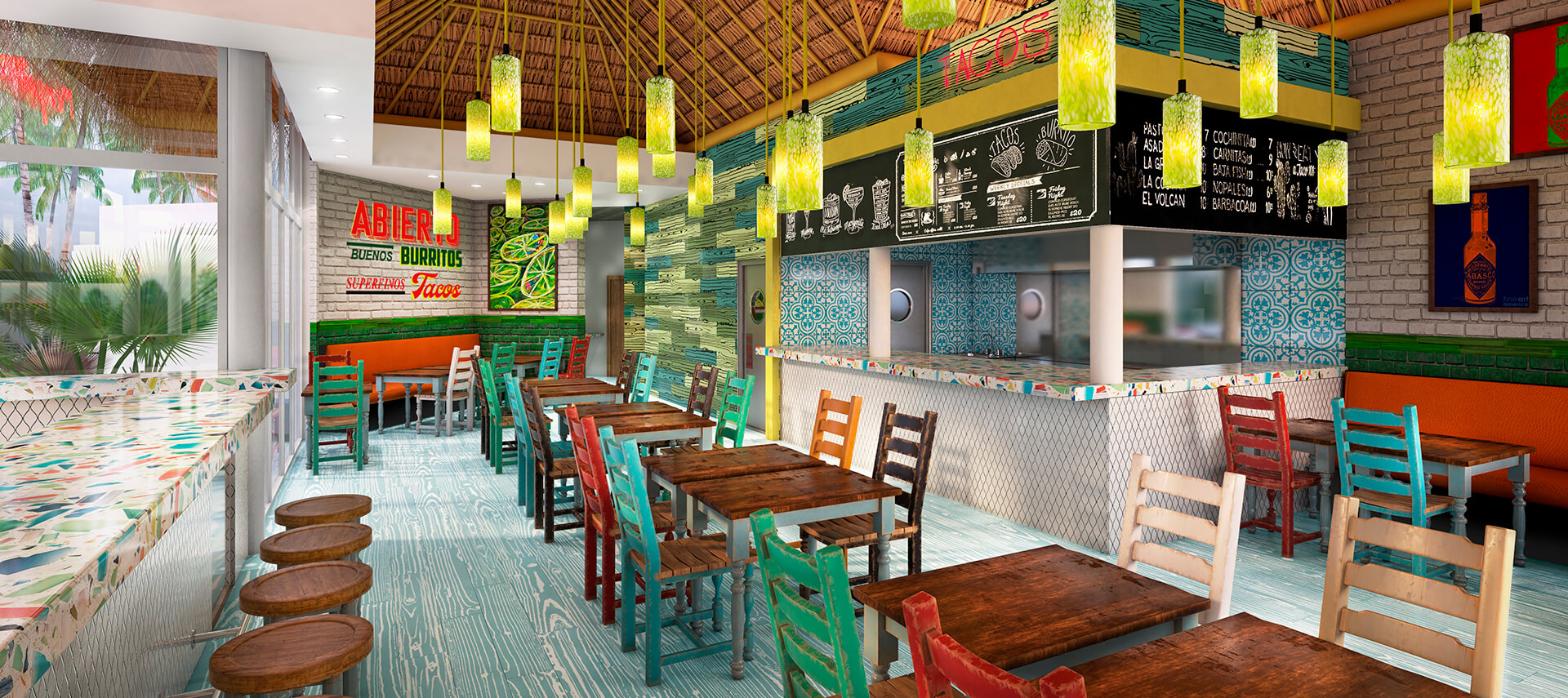 Margaritaville Resort Destination Wedding Taco House