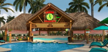 Margariatville reserve Riviera Cancun Destination Wedding Resort