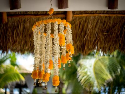 destination wedding decoration