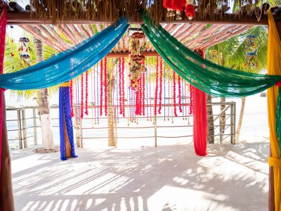 indian destination wedding decoration
