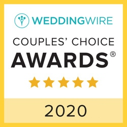 Weddingwire Couple's Choice Awards 2020