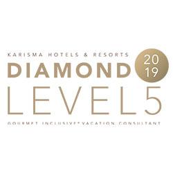 KARISMA HOTELS & RESORTS DIAMOND LEVEL 5 2019