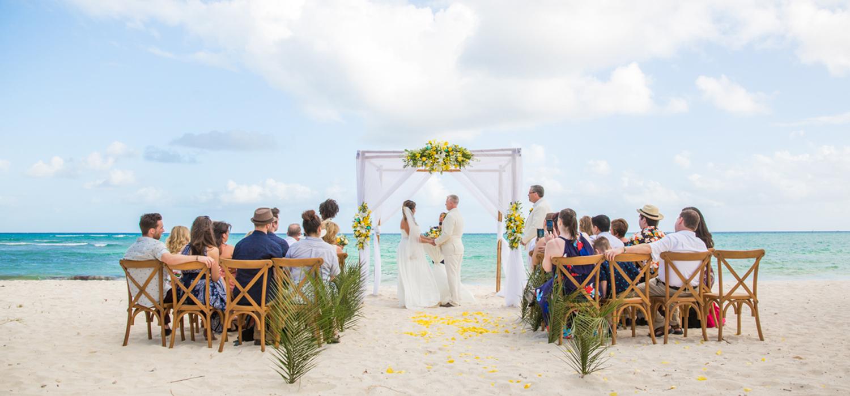 Plan Your Destination Wedding in Riviera Maya
