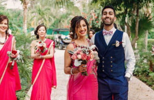 All-Inclusive Indian Destination Wedding
